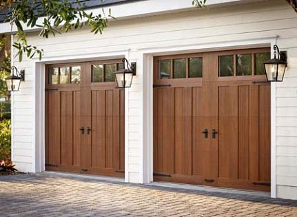 Garage Doors Designs double garages my screen design garage door picture garage picture custom garage door screen garage door scenary There Is A Carriage House Door Available To Match Any Home Design Most Homeowners We Speak With Are Surprised At How Affordable Wood Garage Doors Can Be
