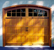 This Type Of Door Looks Like An Old Fashioned Swing Out But Operates A Modern Overhead With Automatic Openers There Is Carriage House